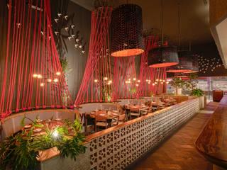 Restaurante Augurio Iluminamos Gastronomía de estilo moderno