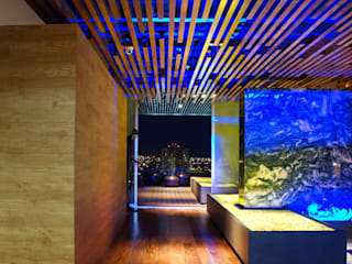 Modern study/office by Iluminamos Modern