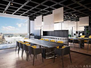 ห้องทานข้าว โดย Sulkin Askenazi, โมเดิร์น