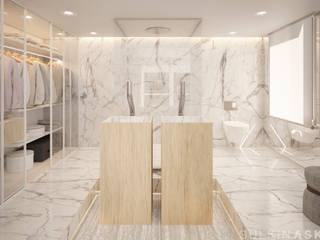 Ванные комнаты в . Автор – Sulkin Askenazi, Модерн