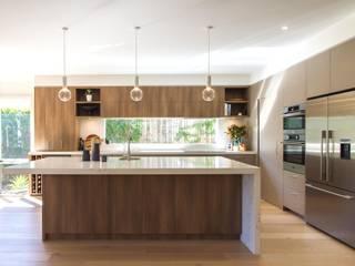 Iluminação para cozinhas Cozinhas minimalistas por Solis Iluminação Minimalista