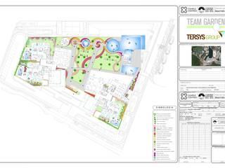 X TOWERS PUERTO CANCÚN Araiza Pérez David APD Arquitectura Paisaje Diseño Jardines modernos