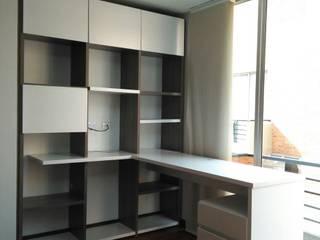 Proyectos de estudio de Madera & Diseño.co Moderno
