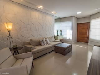 Modern Living Room by Olharq Modern
