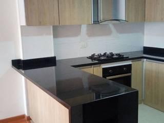 Cocina de Madera & Diseño.co Moderno