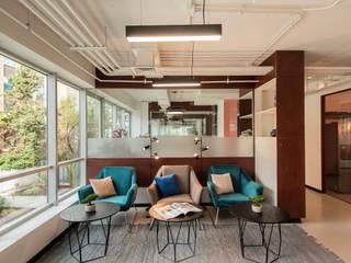 Oficinas Patrimonio Inmobiliario de SUMATORIA Moderno
