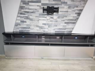 Otros espacios SyS Cocinas Integrales Sala multimediaAccesorios electrónicos