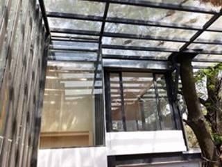 Ortiz Construcciones y Remodelacion Integral Gastronomi Modern Kaca Black