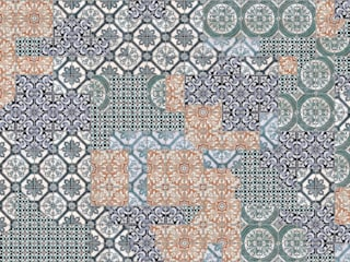 Mediterranean style walls & floors by Tecnografica Mediterranean