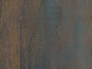 Tecnografica Moderne muren & vloeren Metallic / Zilver