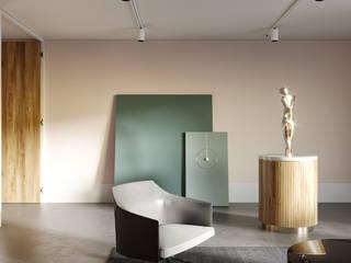 J.P.D Office Modern Çalışma Odası HAARC Mimarlık Modern