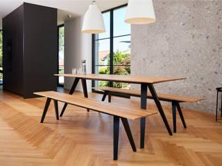 Neuvonfrisch - Möbel und Accessoires ห้องทานข้าวโต๊ะ ไม้