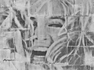 Tecnografica Moderne muren & vloeren Grijs