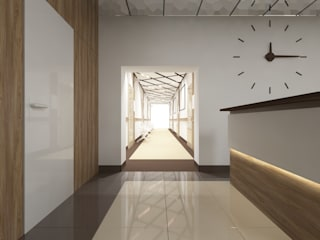 Студия дизайна интерьера квартир в Киеве belik.ua Minimalist hospitals