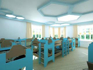 Студия дизайна интерьера квартир в Киеве belik.ua Minimalist schools
