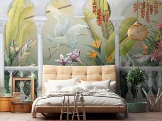 Tecnografica Tropische muren & vloeren Bont