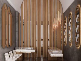 Commercial Spaces by Beta İç Mimarlık, Modern
