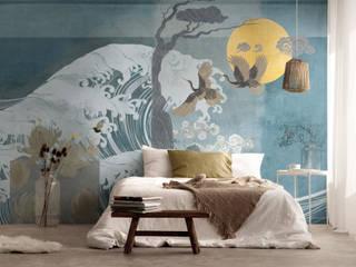 Tecnografica Aziatische muren & vloeren Blauw