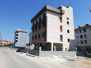 Moderne Schulen von Yapısan Cephe Sist.San.ve Tic.Ltd.Şti. Modern