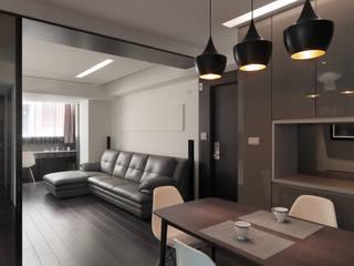 Moderne Esszimmer von 形構設計 Morpho-Design Modern