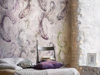 Tecnografica Moderne muren & vloeren Roze