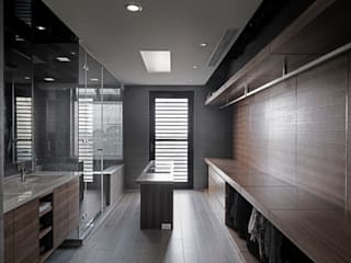 Closets por 形構設計 Morpho-Design Moderno