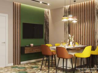 Kitchen by Студия дизайна Натали