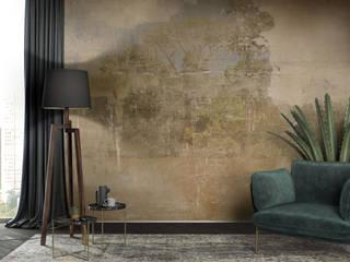Rustic style walls & floors by Tecnografica Rustic