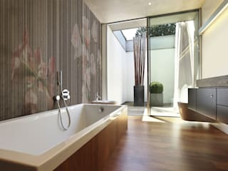 Tecnografica Moderne muren & vloeren Bruin