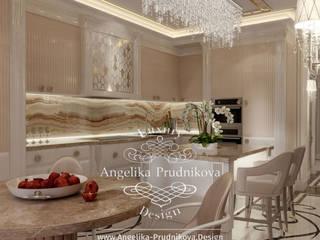 مطبخ تنفيذ Дизайн-студия элитных интерьеров Анжелики Прудниковой