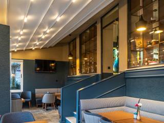 Ümran Mantı&Cafe Cephe ve İç Mimari Tasarımı Yedikule Mimarlık Modern