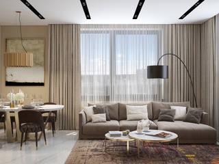 «Студия 3.14» Living roomSofas & armchairs
