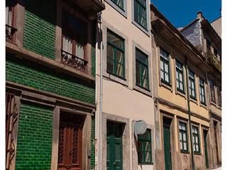 Sabiamente Centro de Estudos: Casas unifamilares  por Ren Ito Arquiteto,Mediterrânico