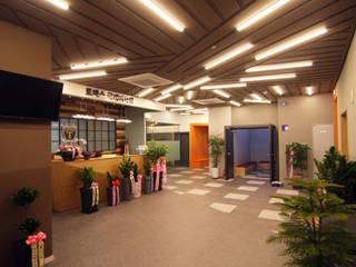 학원인테리어 - 토마스국제어학원 모던 스타일 학교 by IDA - 아이엘아이 디자인 아틀리에 모던