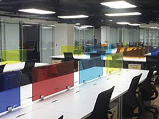 Arbeitszimmer von BP construcciones & acabados , Modern