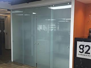 Study/office by BP construcciones & acabados , Modern