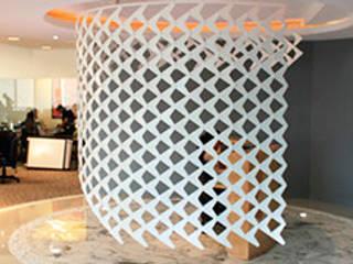 PRIMEACTION Estudios y despachos modernos de BP construcciones & acabados Moderno