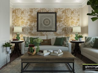 by Glancing EYE - Asesoramiento y decoración en diseños 3D Colonial
