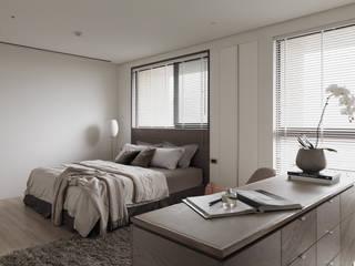 Modern Bedroom by 形構設計 Morpho-Design Modern