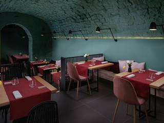 manuarino architettura design comunicazione Gastronomy Stone Green