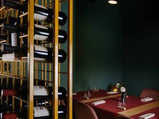 manuarino architettura design comunicazione Gastronomy Iron/Steel Yellow