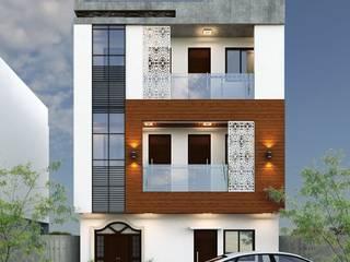 by GREENEDGE ARCHITECT AND INTERIOR DESIGNERS