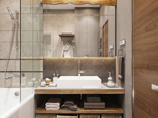 ACOR HOME LIFE SOLUTIONS Bagno in stile coloniale