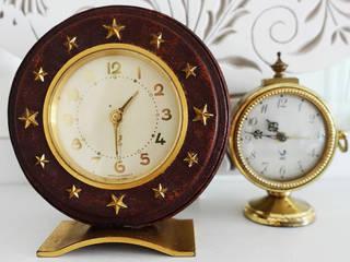 Maisondora Vintage Living RecámarasAccesorios y decoración Metal Ámbar/Dorado