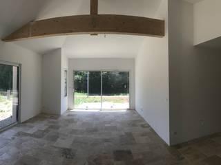 constructeur maison contemporaine par VILLE ET HABITAT construction