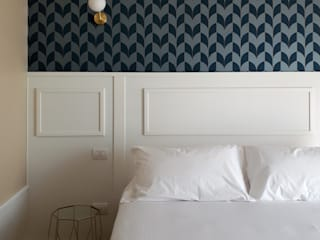 Zec Resort Hotel in stile eclettico di antoniodimaro&partners Eclettico
