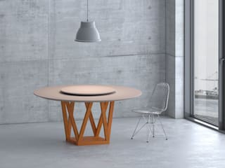 Mobili a Colori Modern dining room Solid Wood Multicolored