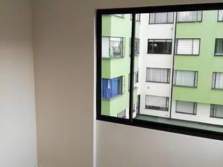 Puertas y ventanas de estilo moderno de Julian Defrancisco Arquitectura Moderno