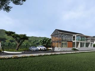 ระเบียงขาว พัฒนาที่ดิน เพื่อให้ลูกค้า สามารถเลือกซื้อที่ดินและปรับแบบบ้านได้ ก่อนการก่อสร้าง โดย บริษัท บ้านระเบียงขาว จำกัด คลาสสิค