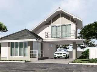 ระเบียงขาว พัฒนาที่ดิน เพื่อให้ลูกค้า สามารถเลือกซื้อที่ดินและปรับแบบบ้านได้ ก่อนการก่อสร้าง โดย บริษัท บ้านระเบียงขาว จำกัด คันทรี่